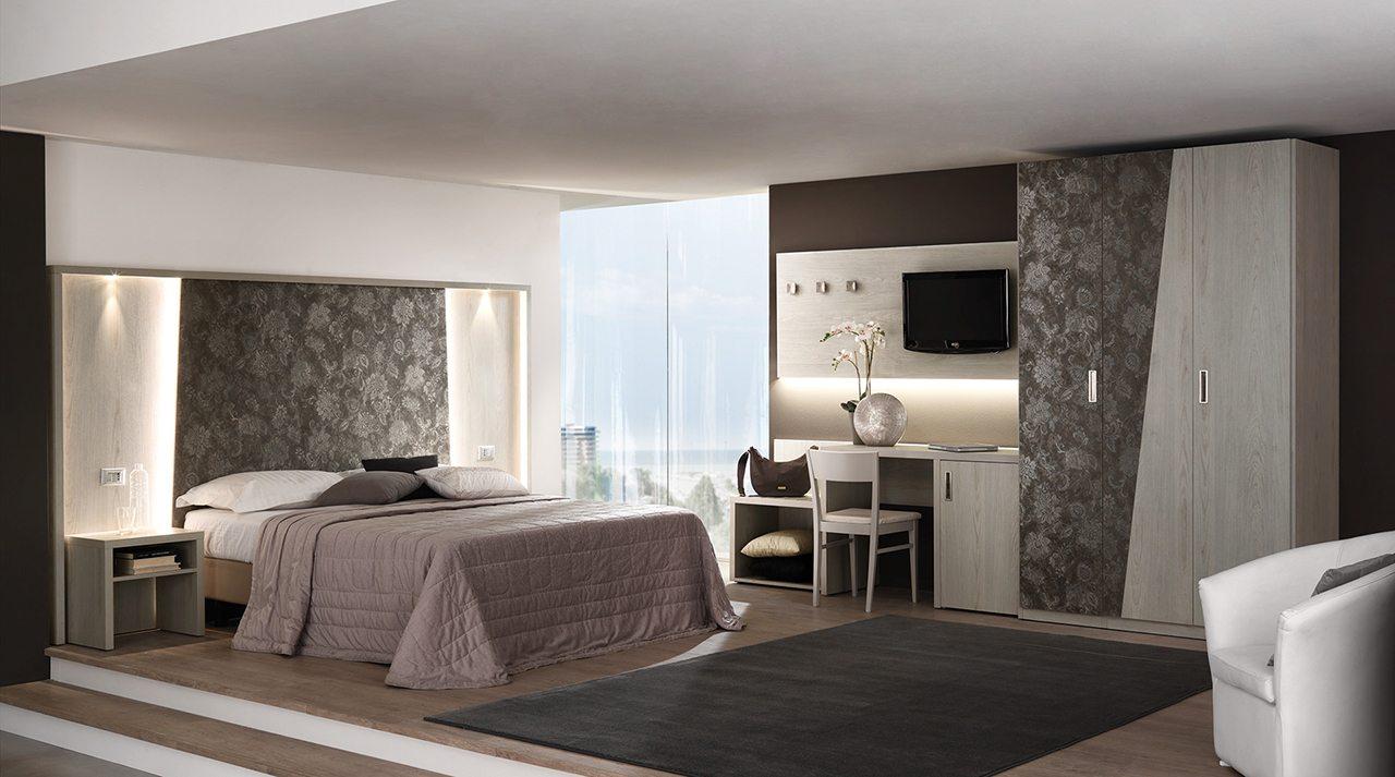 01 Grey Cedar and Flowers Room